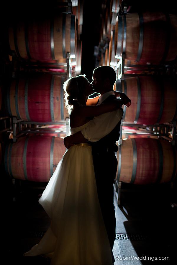 Novelty Hill Januik Winery Wedding Alexander Rubin Photography