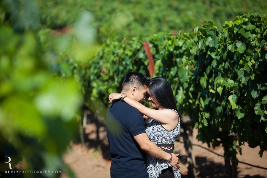 Carneros winery wedding