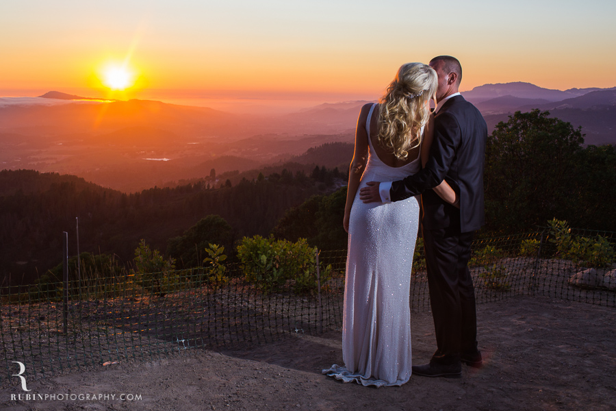 Sonoma Vineyard wedding at Borcher Winery by Rubin Photography_0007
