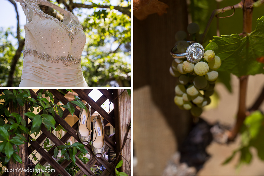 Stony Hill Vineyard Wedding Napa California By Rubin Photography_0003