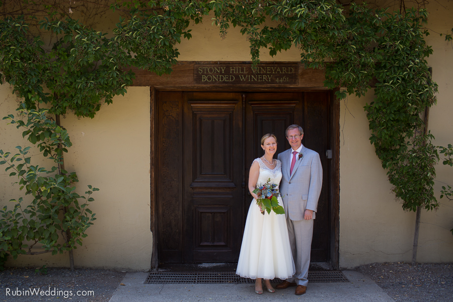 Stony Hill Vineyard Wedding Napa California By Rubin Photography_0016