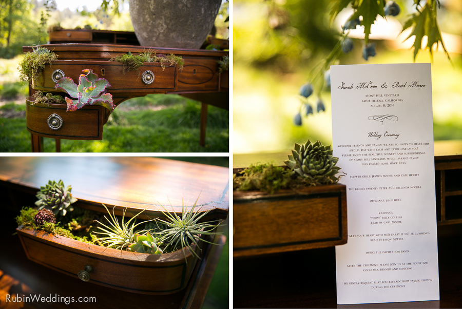 Stony Hill Vineyard Wedding Napa California By Rubin Photography_0021