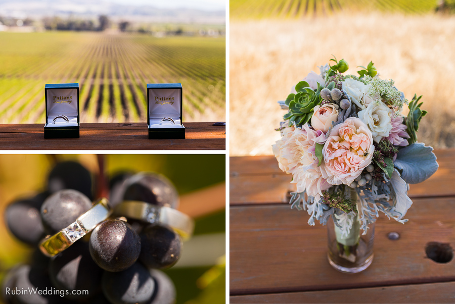 Sonoma and Napa Elopement Photographer at Gloria Ferrer Winery Wedding By Rubin Photography_0004