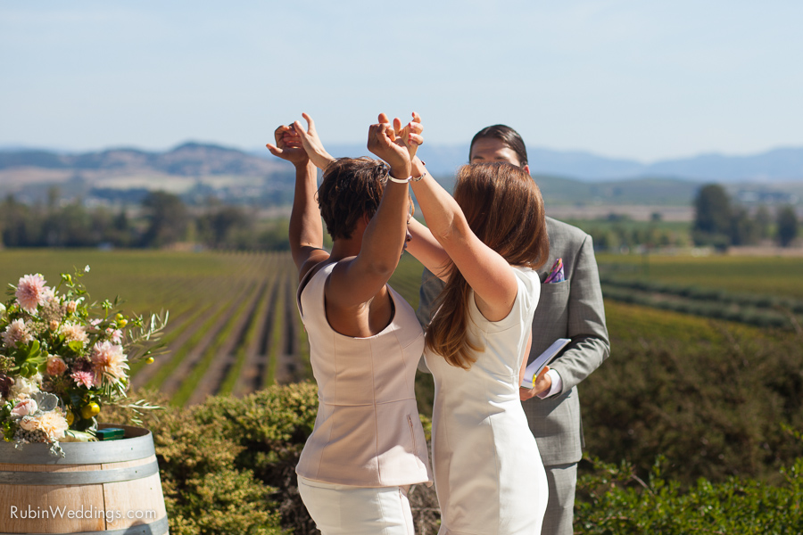 Sonoma and Napa Elopement Photographer at Gloria Ferrer Winery Wedding By Rubin Photography_0009