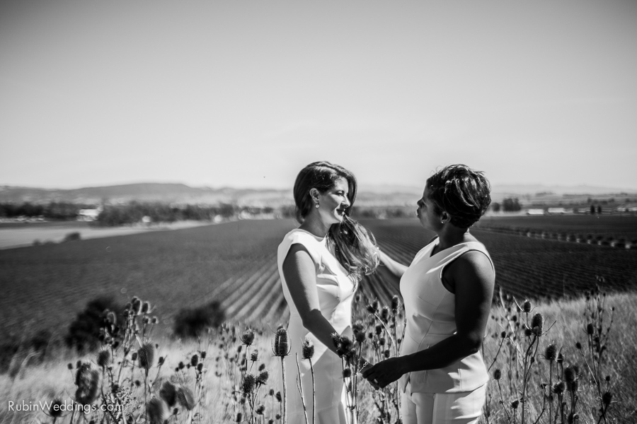 Sonoma and Napa Elopement Photographer at Gloria Ferrer Winery Wedding By Rubin Photography_0013