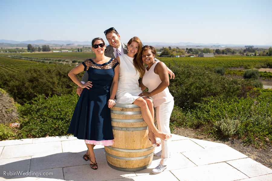 Sonoma and Napa Elopement Photographer at Gloria Ferrer Winery Wedding By Rubin Photography_0016