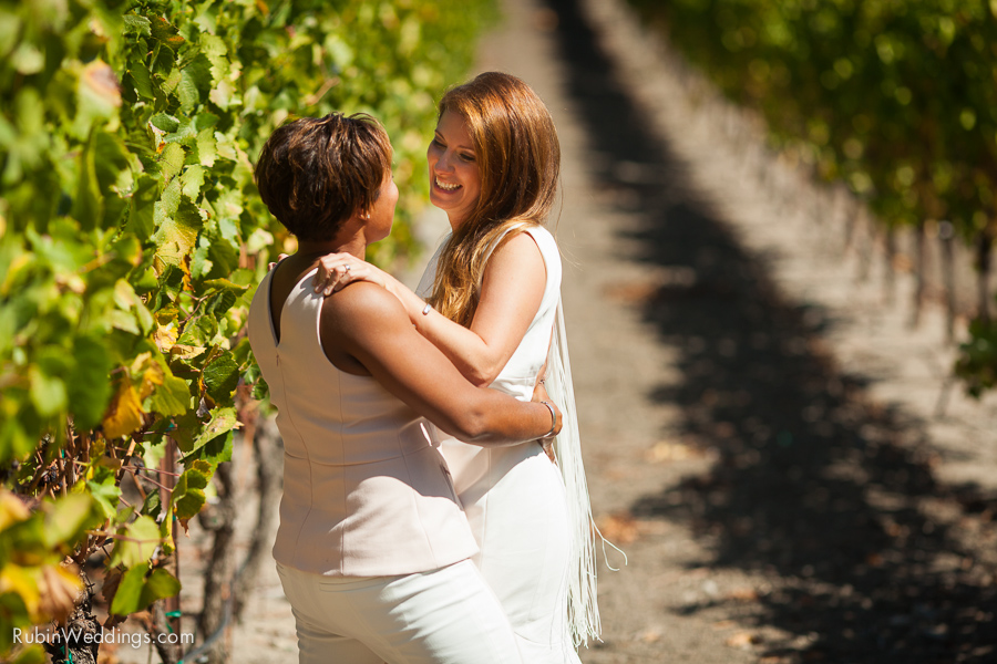 Sonoma and Napa Elopement Photographer at Gloria Ferrer Winery Wedding By Rubin Photography_0017