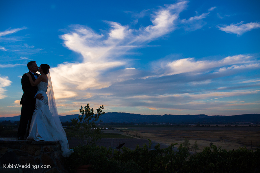 Viansa Wedding Photographs in Sonoma By Rubin Photography_0001-8