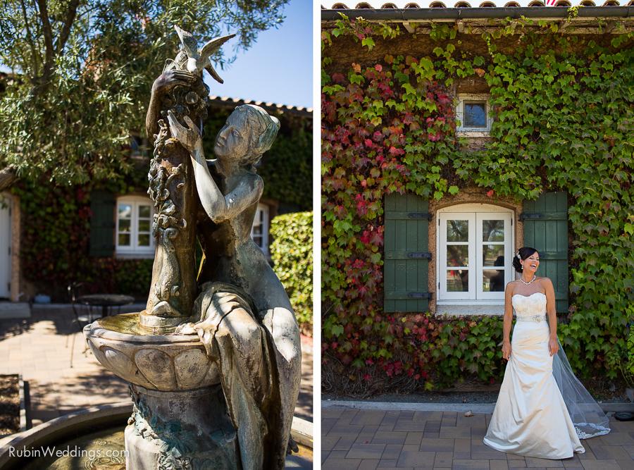 Viansa Wedding Photographs in Sonoma By Rubin Photography_0014