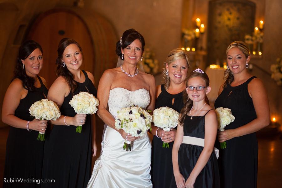 Viansa Wedding Photographs in Sonoma By Rubin Photography_0017