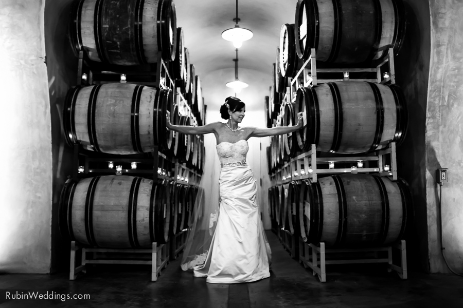 Viansa Wedding Photographs in Sonoma By Rubin Photography_0018
