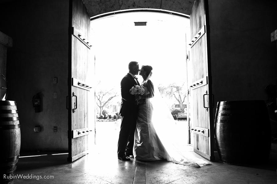 Viansa Wedding Photographs in Sonoma By Rubin Photography_0024