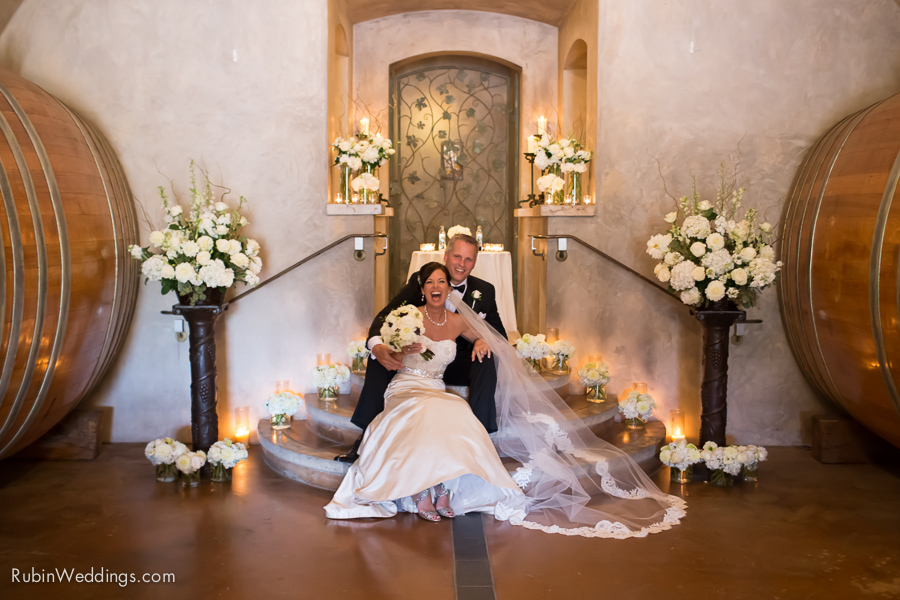 Viansa Wedding Photographs in Sonoma By Rubin Photography_0026