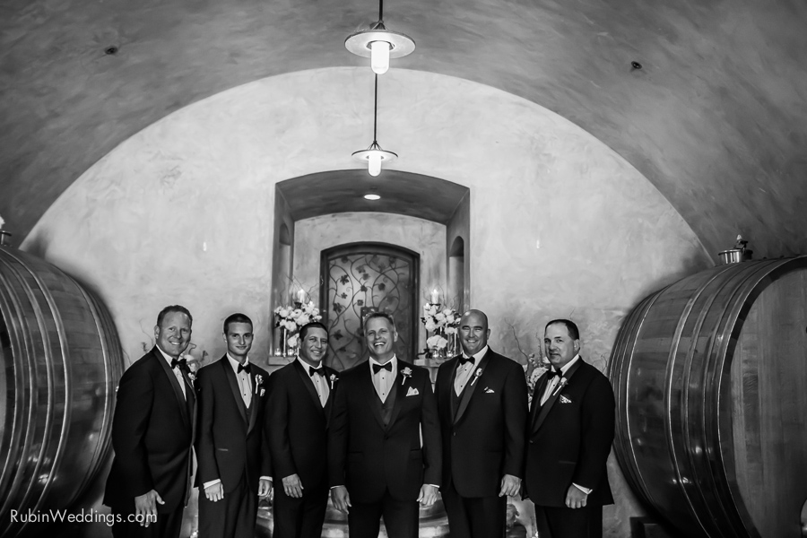 Viansa Wedding Photographs in Sonoma By Rubin Photography_0028