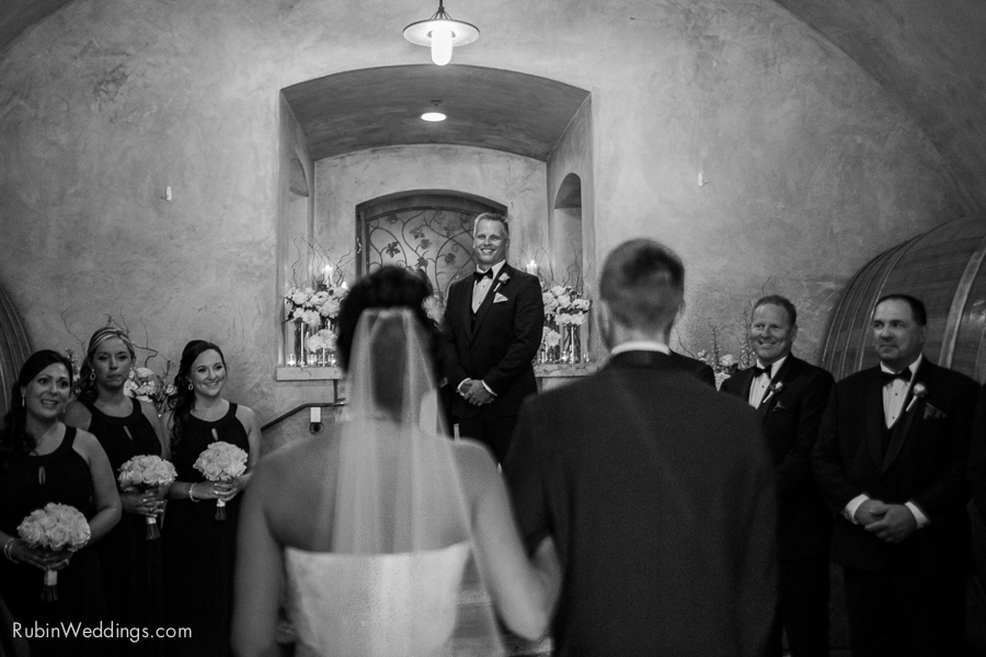Viansa Wedding Photographs in Sonoma By Rubin Photography_0035