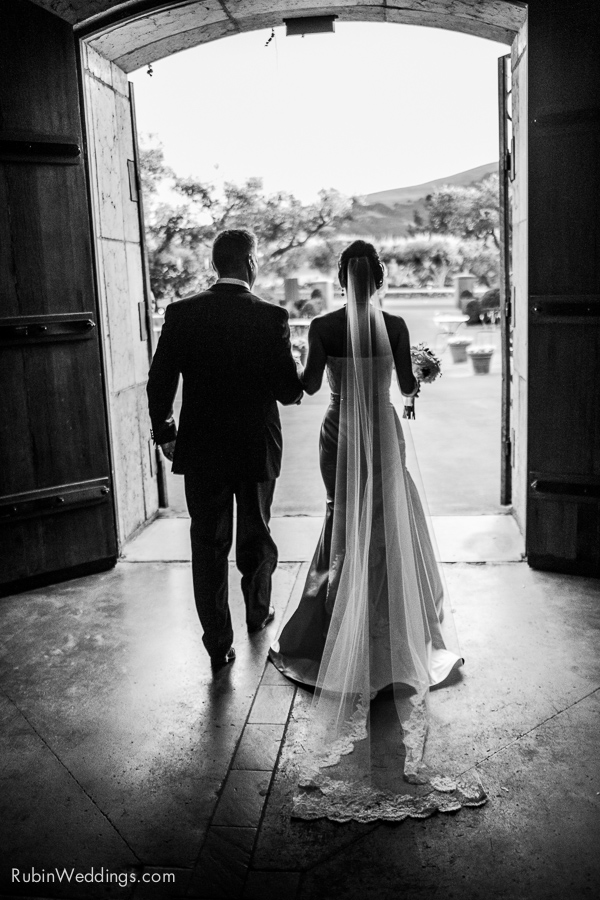 Viansa Wedding Photographs in Sonoma By Rubin Photography_0039