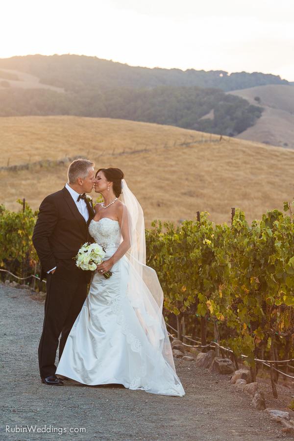 Viansa Wedding Photographs in Sonoma By Rubin Photography_0042