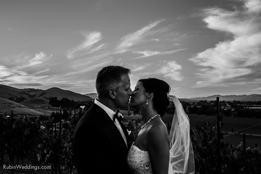 Viansa Wedding Photographs in Sonoma By Rubin Photography_0044