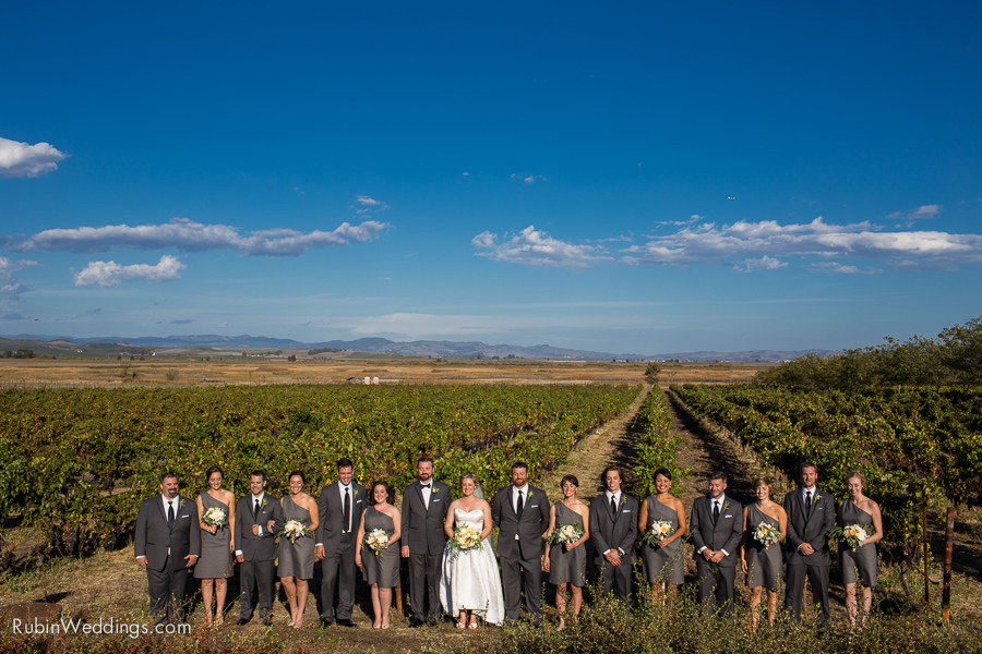 Jacuzzi Winery Wedding Sonoma Ca Alexander Rubin Photography