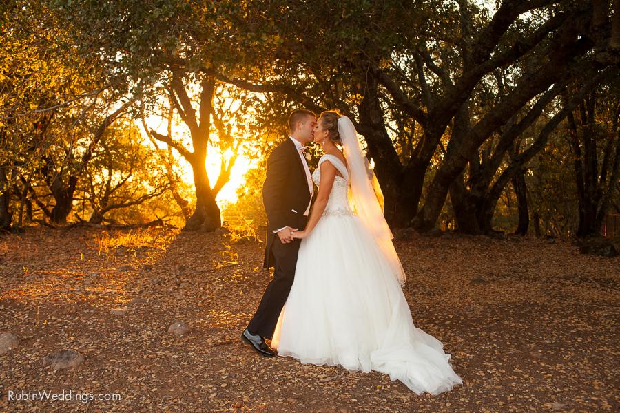 Sonoma Wedding Photographer at Paradise Ridge winery by Rubin Photography_0026