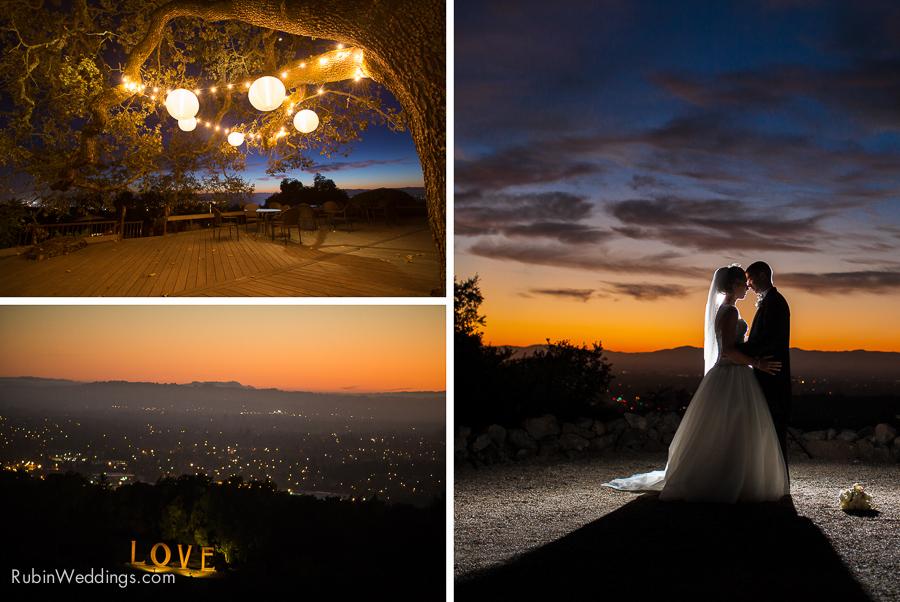 Sonoma Wedding Photographer at Paradise Ridge winery by Rubin Photography_0035