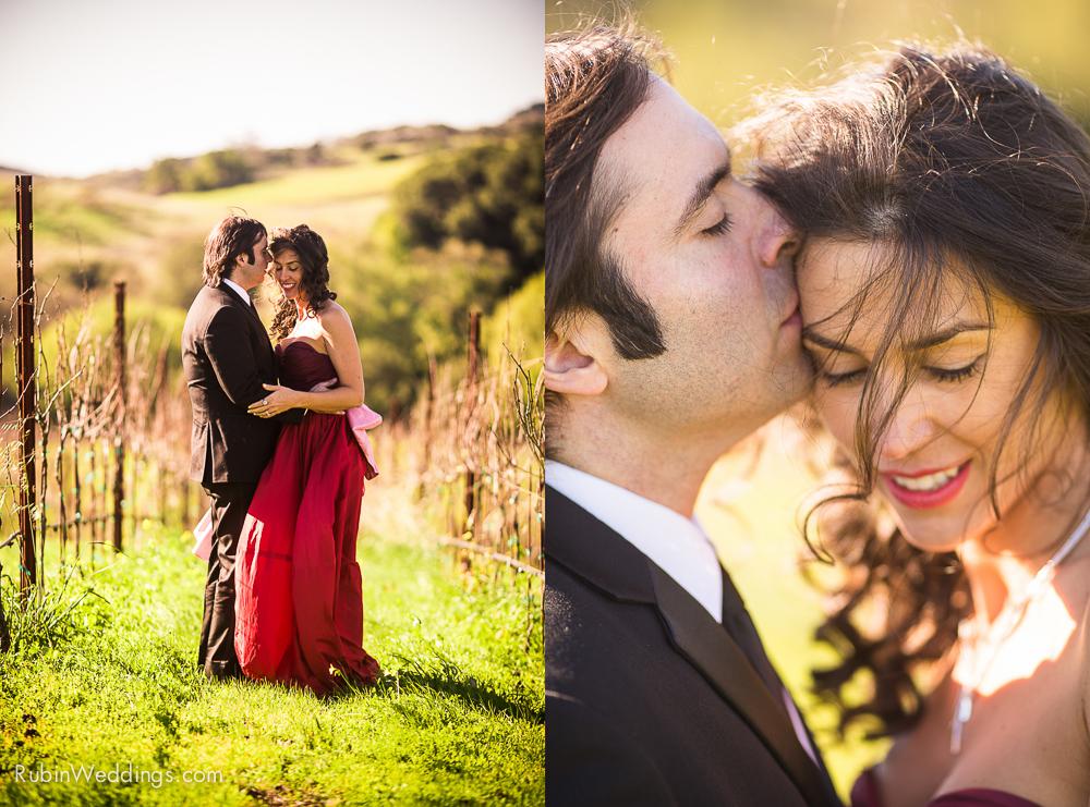 Destination Elopement Wedding in Napa By Alexander Rubin Photography_0003