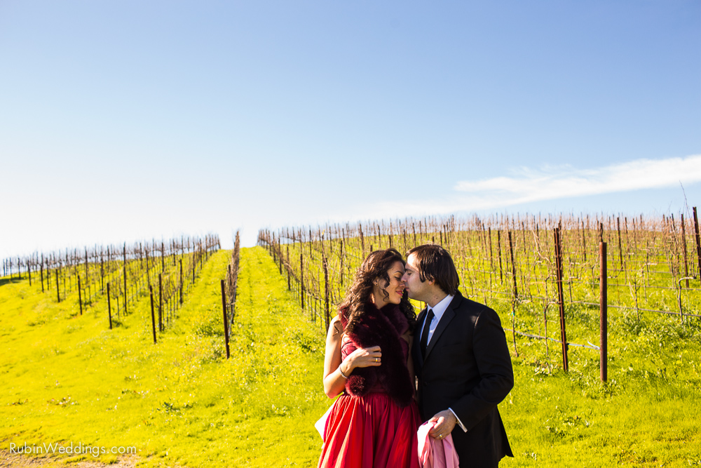 Destination Elopement Wedding in Napa By Alexander Rubin Photography_0004