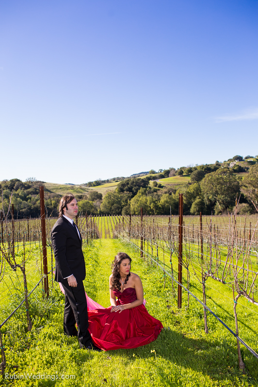 Destination Elopement Wedding in Napa By Alexander Rubin Photography_0008