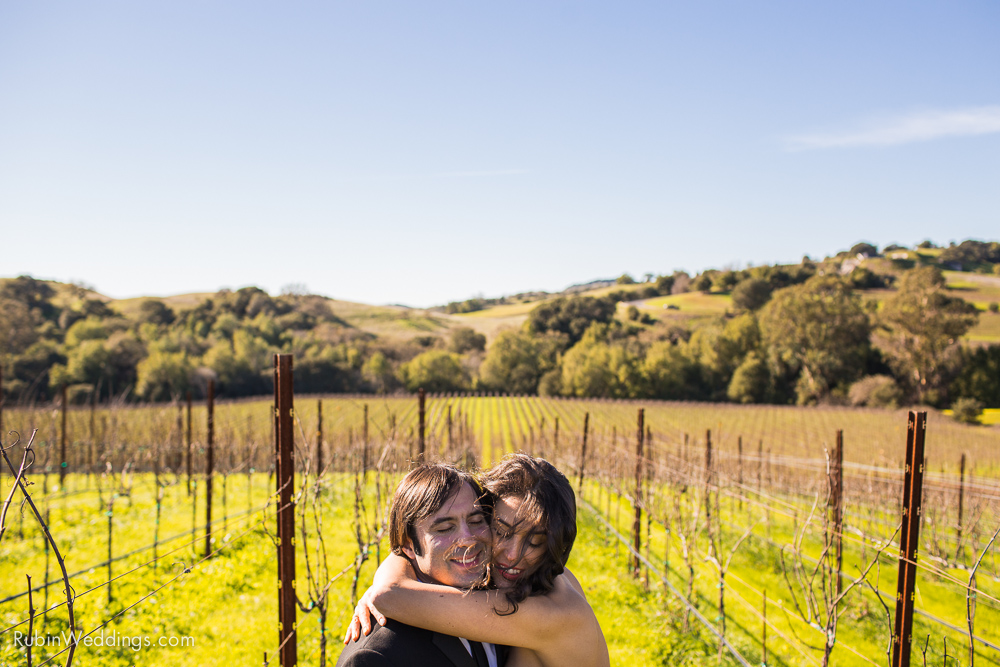 Destination Elopement Wedding in Napa By Alexander Rubin Photography_0009