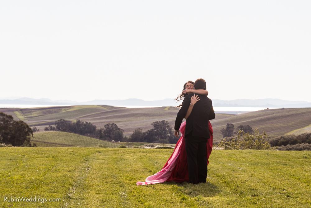 Destination Elopement Wedding in Napa By Alexander Rubin Photography_0024