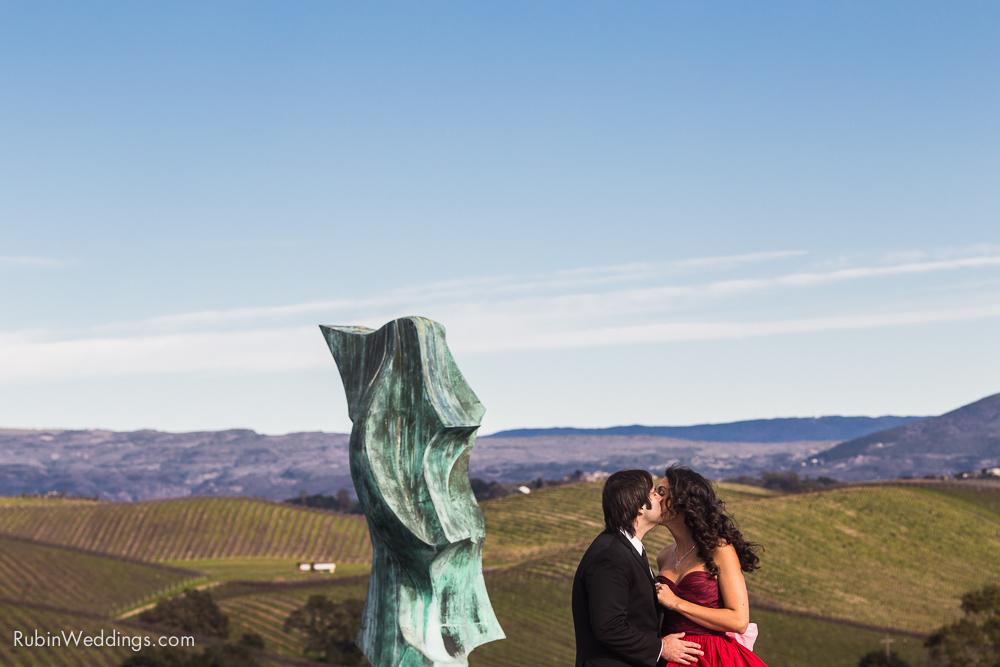 Destination Elopement Wedding in Napa By Alexander Rubin Photography_0027