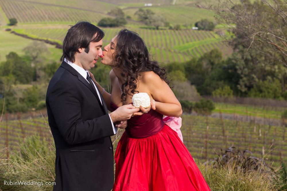 Destination Elopement Wedding in Napa By Alexander Rubin Photography_0030