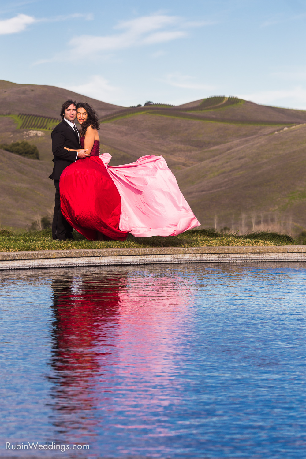 Destination Elopement Wedding in Napa By Alexander Rubin Photography_0032