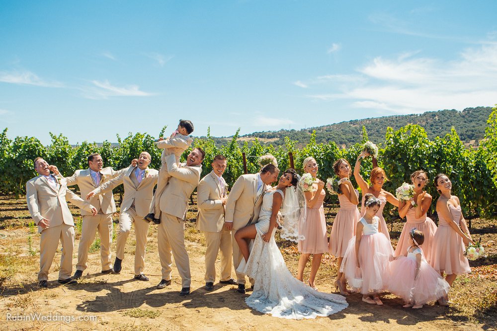 Blue Victorian Wedding at Vezer Family Vineyards By Alexander Rubin Photography (16)