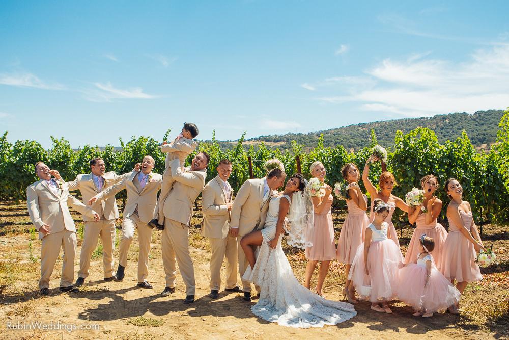 Blue Victorian Wedding at Vezer Family Vineyards By Alexander Rubin Photography (16)