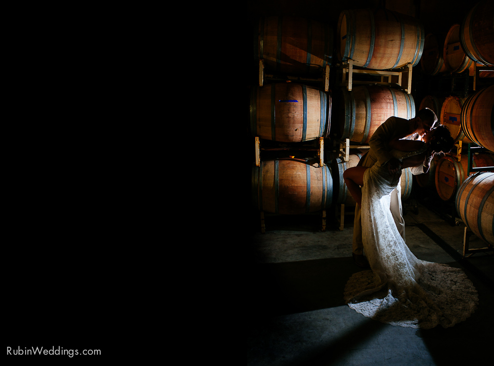Blue Victorian Wedding at Vezer Family Vineyards By Alexander Rubin Photography (19)