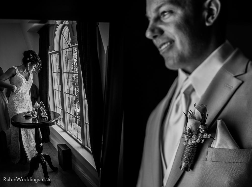 Blue Victorian Wedding at Vezer Family Vineyards By Alexander Rubin Photography (2)