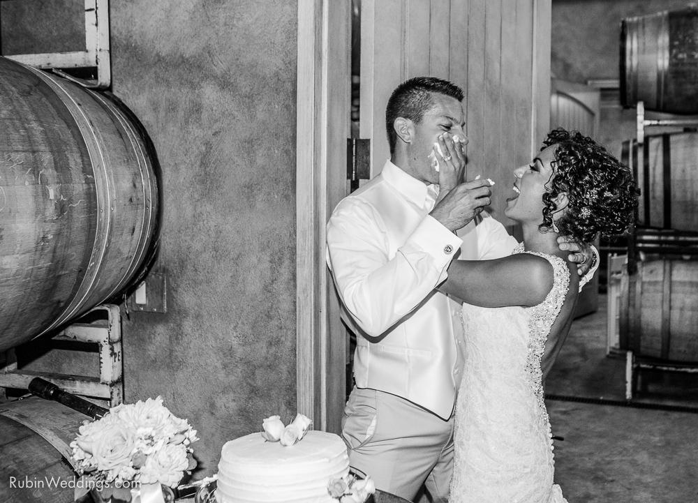 Blue Victorian Wedding at Vezer Family Vineyards By Alexander Rubin Photography (31)