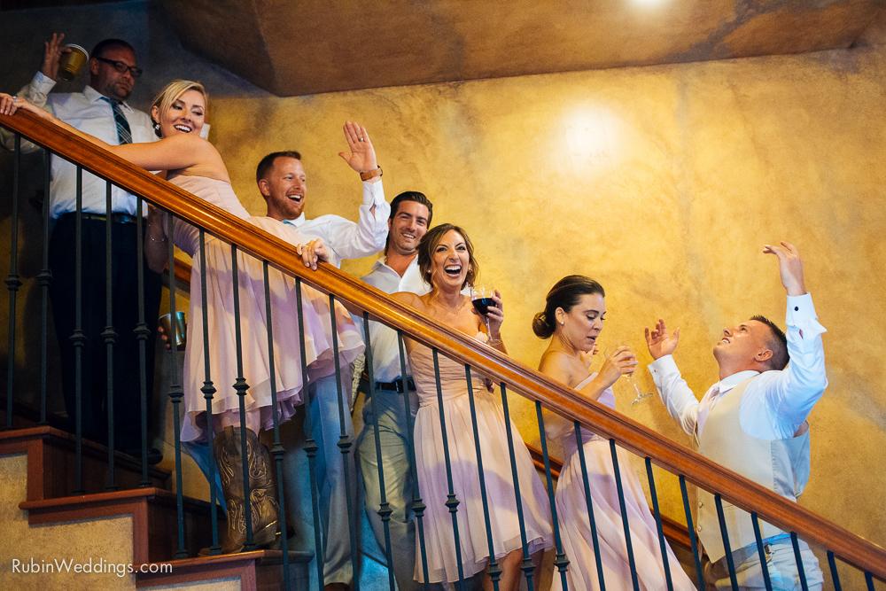 Blue Victorian Wedding at Vezer Family Vineyards By Alexander Rubin Photography (32)