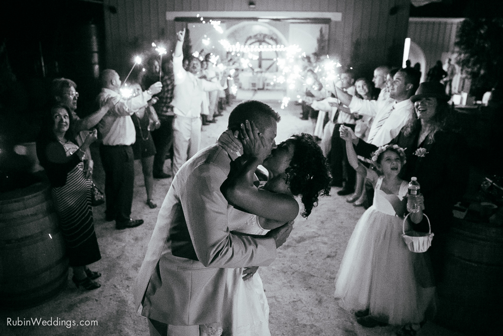 Blue Victorian Wedding at Vezer Family Vineyards By Alexander Rubin Photography (40)
