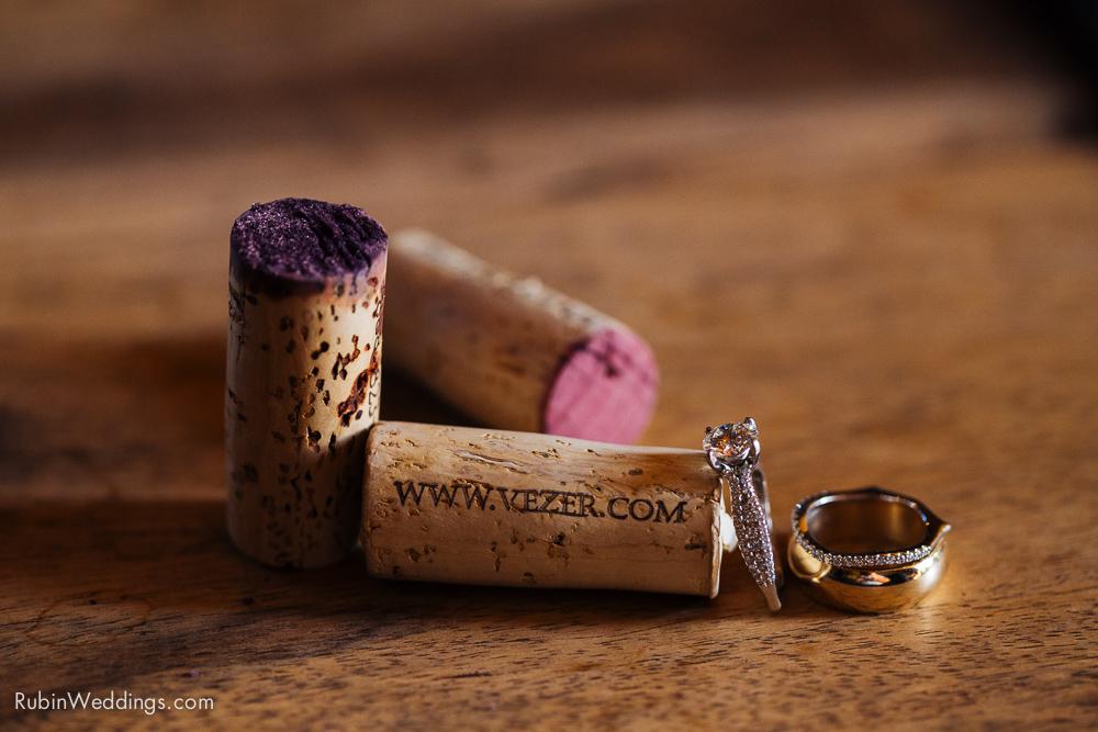Blue Victorian Wedding at Vezer Family Vineyards By Alexander Rubin Photography (8)