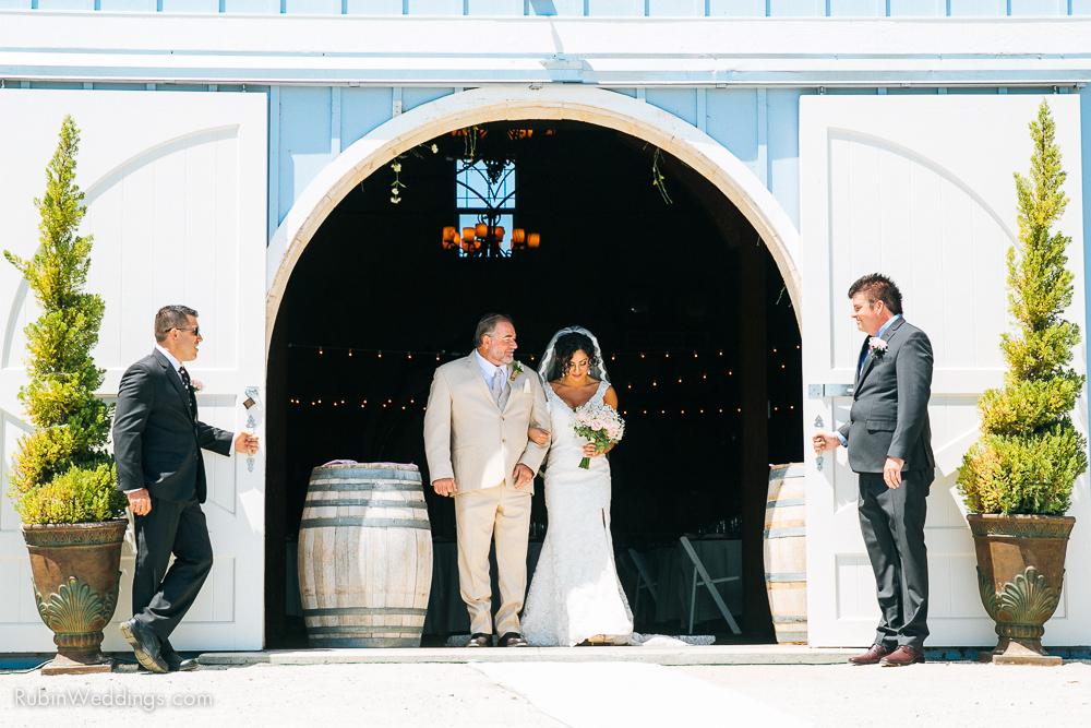 Blue Victorian Wedding at Vezer Family Vineyards By Alexander Rubin Photography (9)