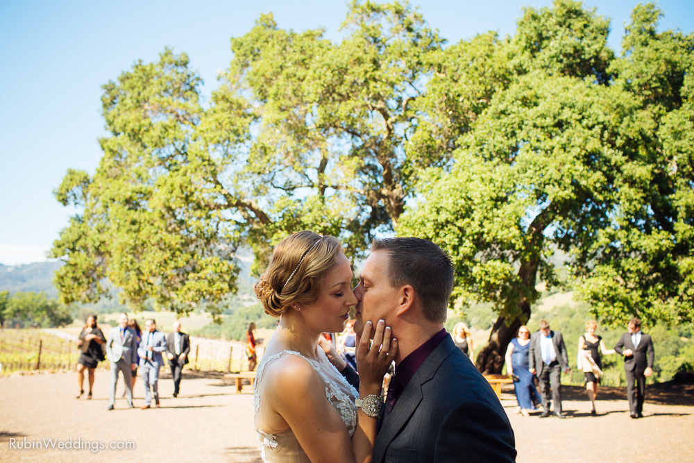Kunde Winery Sonoma Wedding Photographer Alexander Rubin Photography_0010