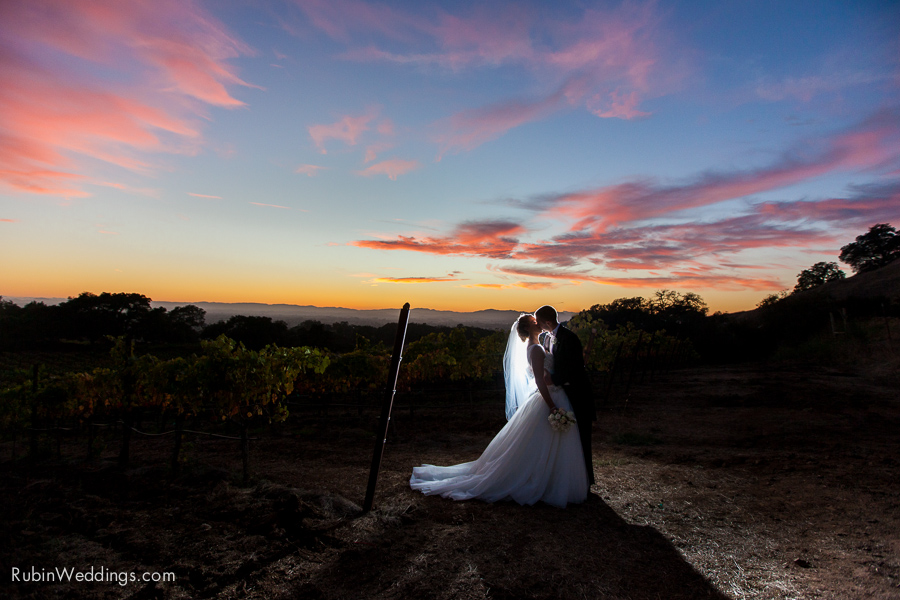 Sonoma Wedding Photographer at Paradise Ridge winery by Rubin Photography_0001
