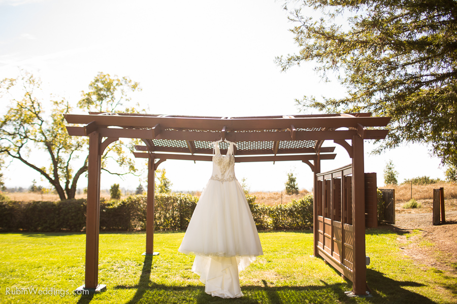 Sonoma Wedding Photographer at Paradise Ridge winery by Rubin Photography_0005