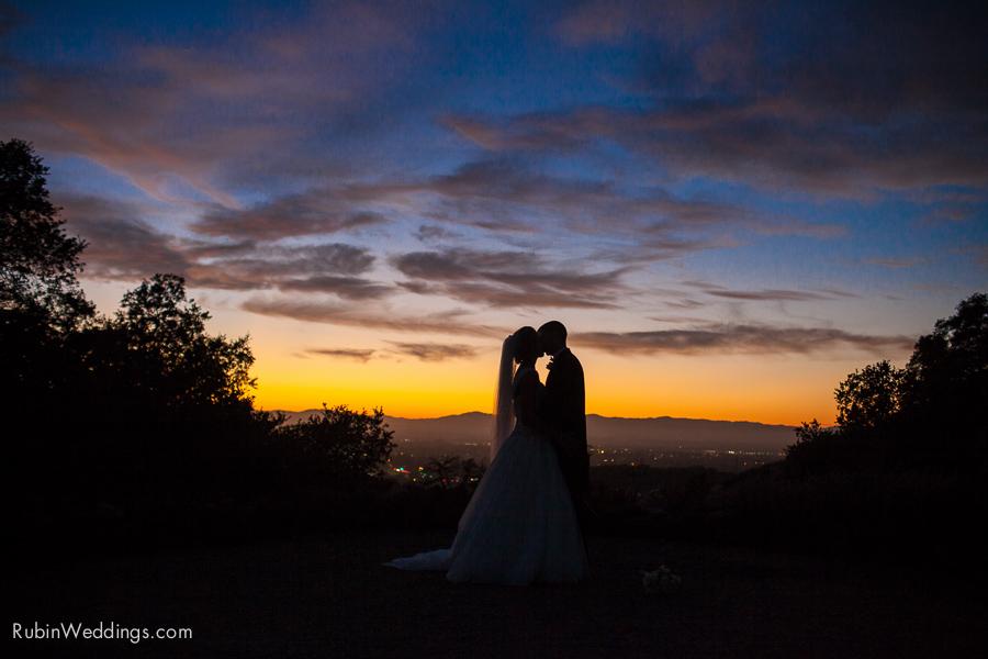 Sonoma Wedding Photographer at Paradise Ridge winery by Rubin Photography_0036