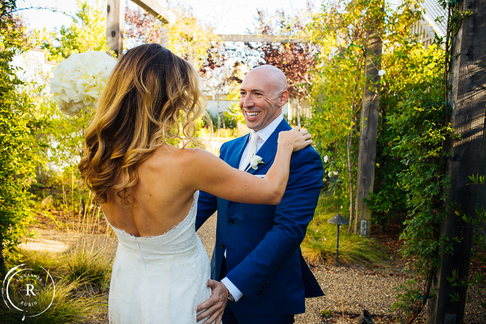 Carneros Inn Wedding Photograpy with Alexander Rubin Photography