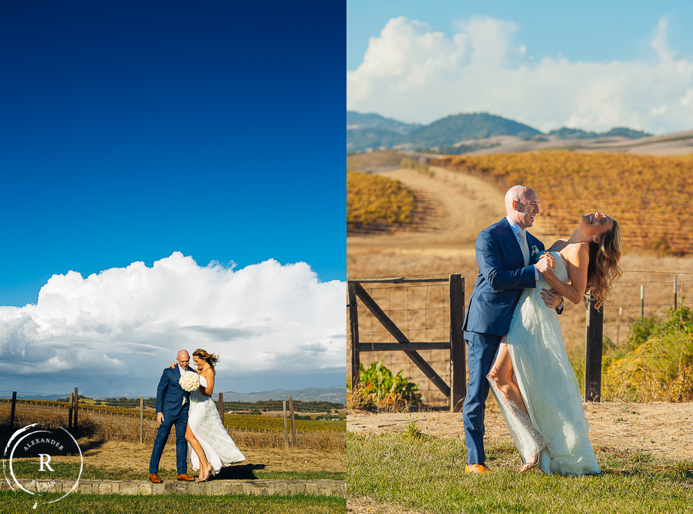 Alexander Rubin Photography at Carneros Inn Weddings