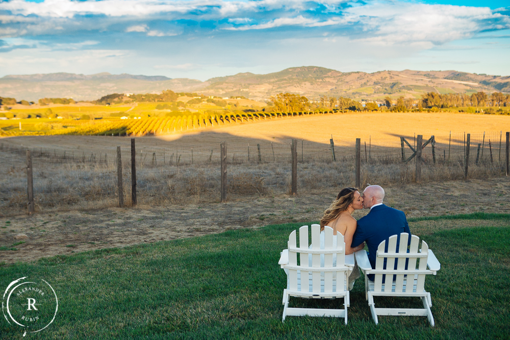 Alexander Rubin Photograpy at Carneros Inn Weddings
