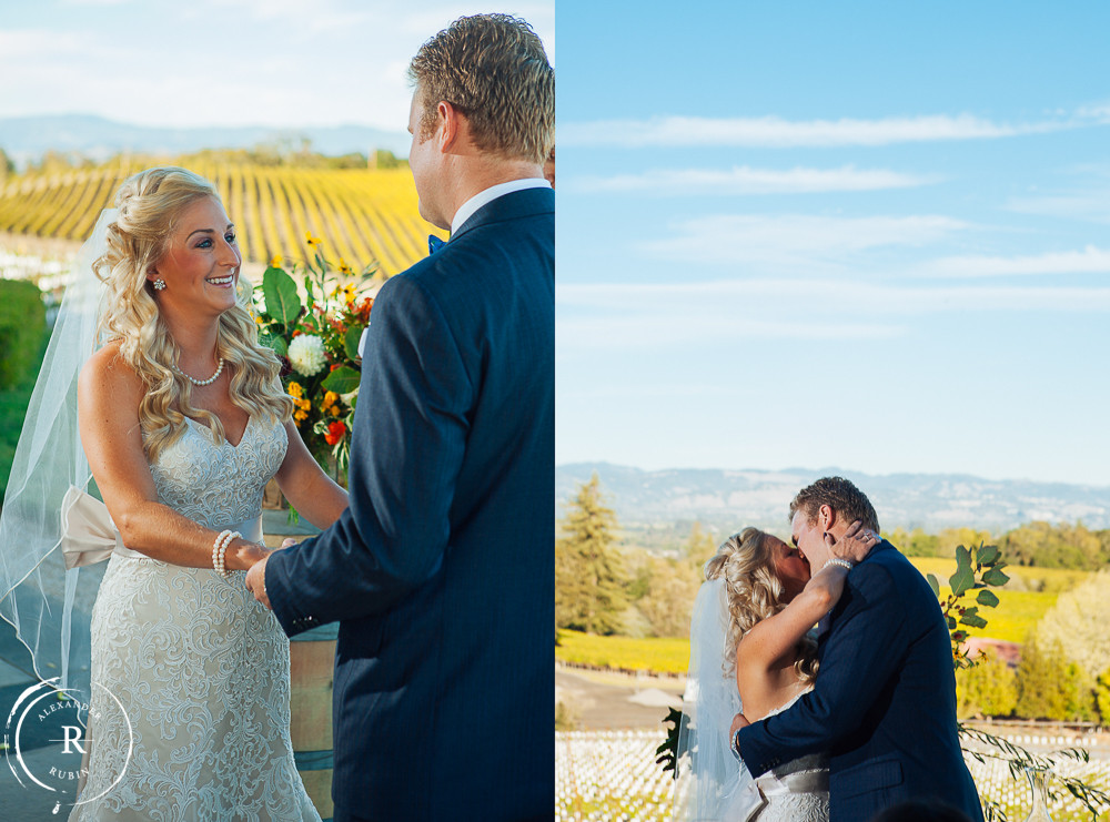 Russian River Wedding Alexander Rubin Photography